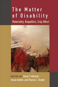 The Matter of Disability