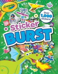Crayola Sticker Burst