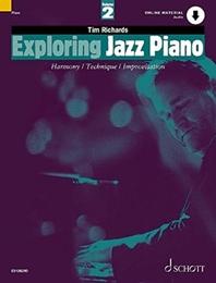 EXPLORING JAZZ PIANO BOOK 2