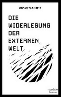 Die Widerlegung der externen Welt