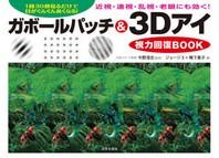 ガボ-ルパッチ&3Dアイ視力回復BOOK 1回30秒見るだけで目がぐんぐん良くなる!