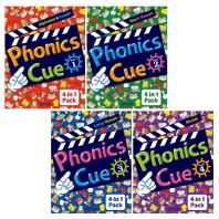 Phonics Cue 세트(SB+WB+AB+CD)