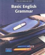 Pacemaker Basic English Grammar Se