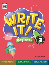 Write It! Beginner. 3 (Student Book + Workbook)