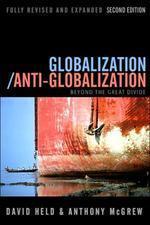 Globalization / Anti-Globalization
