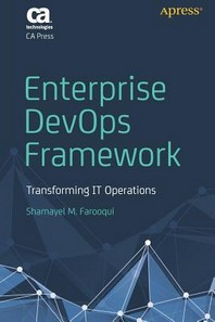 Enterprise Devops Framework