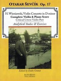 Violin Concerto in D Minor, Op. 17
