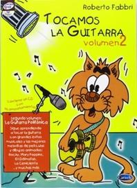 Tocamos La Guitarra, Volumen 2 +Cd