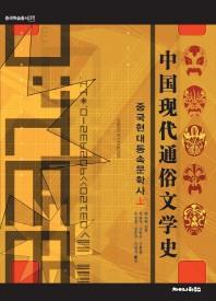 중국현대통속문학사(상)