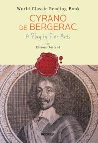 시라노 드 베르주라크 : Cyrano de Bergerac (영문판)