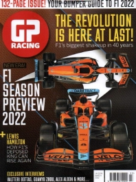 GP RACING(UK)(2021년 3월호)