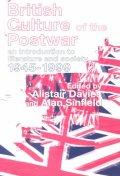 British Culture of the Post-War