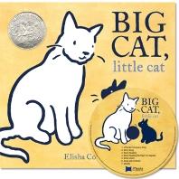 노부영 Big Cat, Little Cat (원서&CD)
