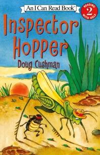 Inspector Hopper (Book+Audio CD)