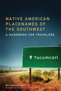 Native American Placenames of the Southwest