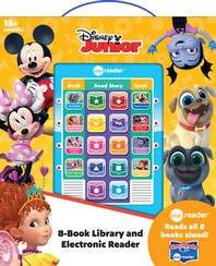 Disney Junior [With Electronic Reader]