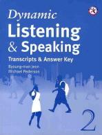 DYNAMIC LISTENING & SPEAKING TRANSCRIPTS & ANSWER KEY. 2