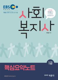 어대훈의 Human 사회복지사 1급 핵심요약노트(2018)