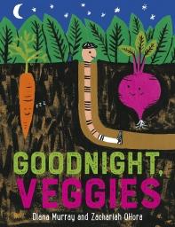 Goodnight, Veggies (Board Book)