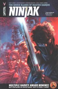 Ninjak Volume 6
