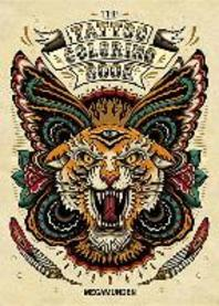 The Tattoo Coloring Book [With 2 Pull-Out Posters]