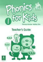 Phonics for Kids Level 1 (Teacher's Book)