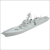 세종대왕함(DDG-991)(YM 12)(완구/교구)