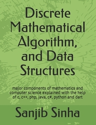 Discrete Mathematical Algorithm, and Data Structures