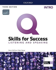 Q: Listening and Speaking Intro SB with Online Practice