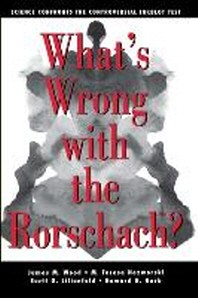 What's Wrong with the Rorschach
