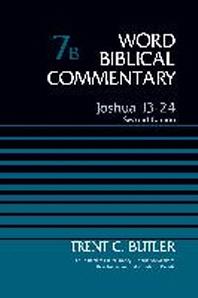 Joshua 13-24, Volume 7b