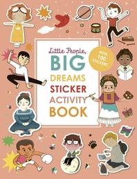 Little People, Big Dreams Sticker Activity Book