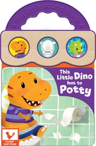 This Little Dino Has to Potty