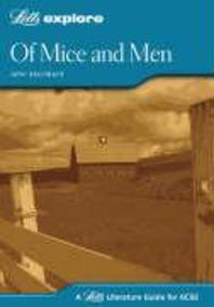 Letts Explore GCSE Text Guidesof Mice and Men