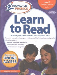 Hooked on Phonics Learn to Read - Level 3, Volume 3