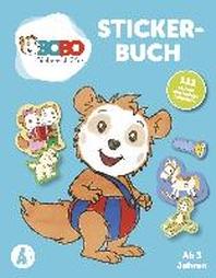 Bobo Siebenschlaefer Stickerbuch