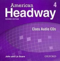 American Headway 4(CD 3장)