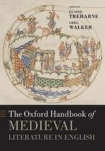 Oxford Handbook of Medieval Literature in English