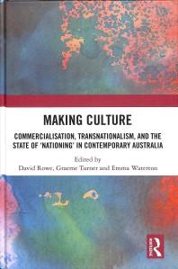 Making Culture