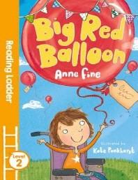 Big Red Balloon (Reading Ladder Level 2)