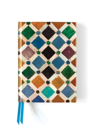 Alhambra Tile (Foiled Journal)
