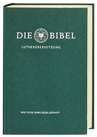 독일어성경 루터판 (녹색)