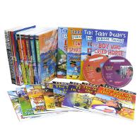 테리디어리 히스토리컬 테일즈(Terry Deary's Historical Tales) 24종 세트(B+CD)