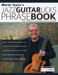 Martin Taylor's Jazz Guitar Licks Phrase Book