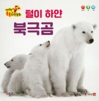 털이 하얀 북극곰