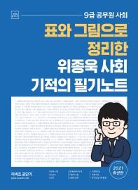 커넥츠 공단기 위종욱 사회 기적의 필기노트(2021)