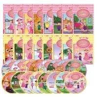 DVD Pinkalicious & Peterrific 핑크 공주(1-2집)