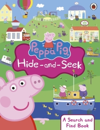 Peppa Pig: Peppa Hide and Seek