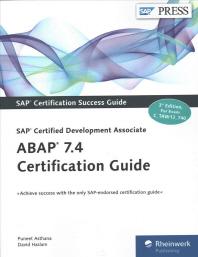 ABAP 7.4 Certification Guide--SAP Certified Development Associate