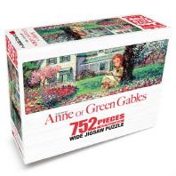 빨강머리 앤 직소퍼즐 752pcs: 화사한 꽃의 계절